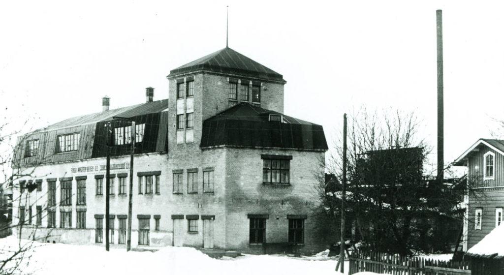 Margarinfabrik från 1911 till 1940